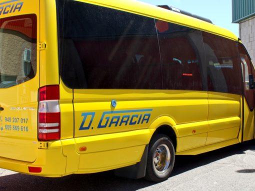 Galería Autobuses D. García 2