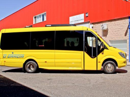 Galería Autobuses D. García 5