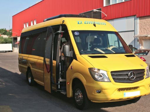 Galería Autobuses D. García 6