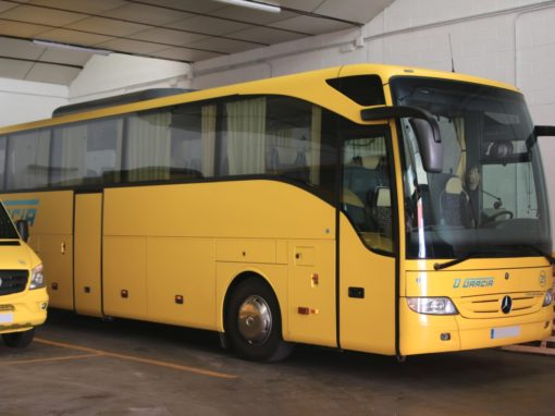 Galería Autobuses D. García 3