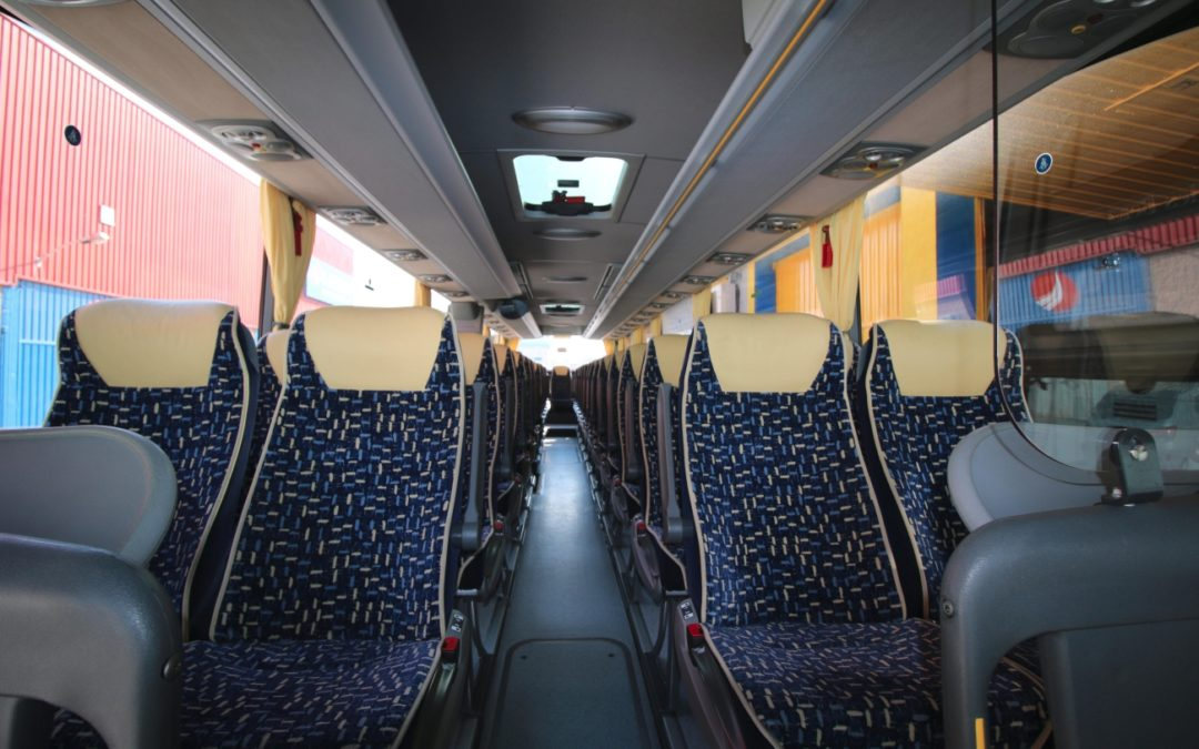 Galería Autobuses D. García 4